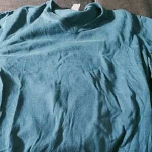 Old Navy teal sweater